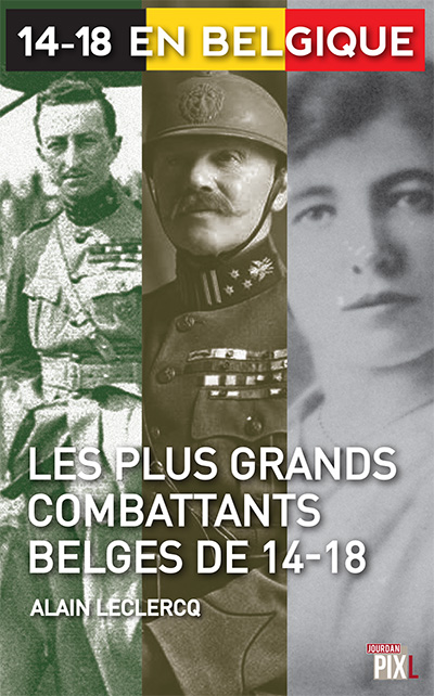 couv 14-18 - 1 - combattants belges