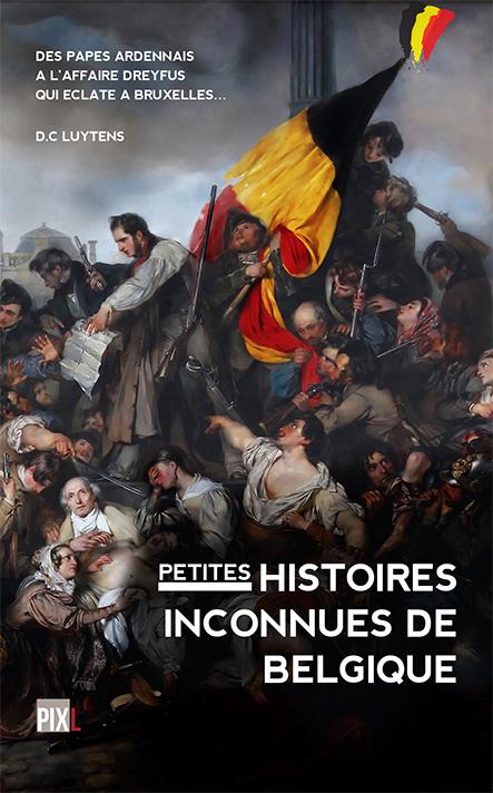 Couv histoires inconnues de belgique