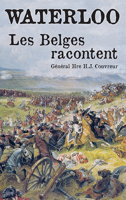 couv waterloo belges racontent