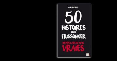50 histoires pour frissonner